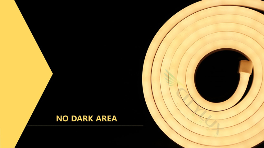 NO DARK AREA Neon Strip Light