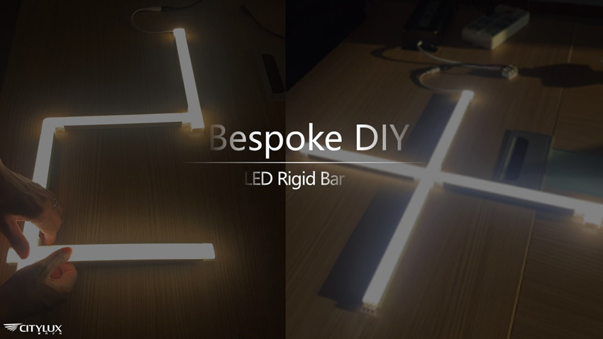 Bespoke DIY LED Rigid Bar Applications